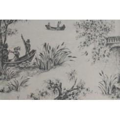 Портьерная ткань для штор Cezanne 1028