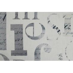 Портьерная ткань для штор Font 1007