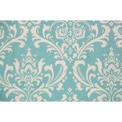 Портьерная ткань Ozbourne Village Blue