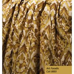 Жаккардовая ткань для штор Faradis 0003