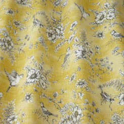 Портьерная ткань Finch Toile Buttercup