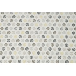 Портьерная ткань Laurel Charcoal