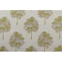 Портьерная ткань Woodland Pistachio