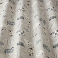 Портьерная ткань Henley Baa Baa Lavender